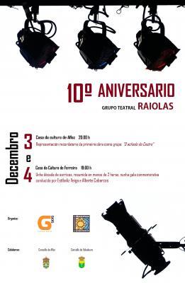 Gala Aniversario Raiolas